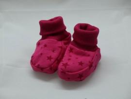 Babyfinkli  pink/ Sterne